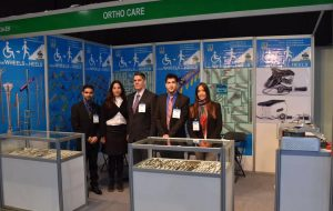 Expo Hospital 2016 - Equipo Ortho Care